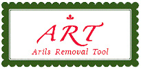 Aril Removal Tool